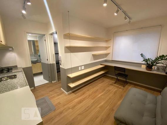 Apartamento Para Aluguel - Santa Cecília, 1 Quarto, 25 - 893092780