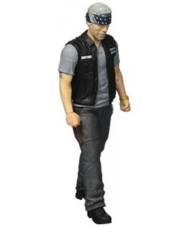 Sons Of Anarchy Variant Clay Morrow Con Bandana 6 Figura