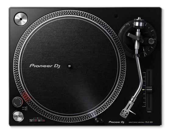 Toca Disco Pioneer Plx 500 K Nota Fiscal E Garantia De 1 Ano