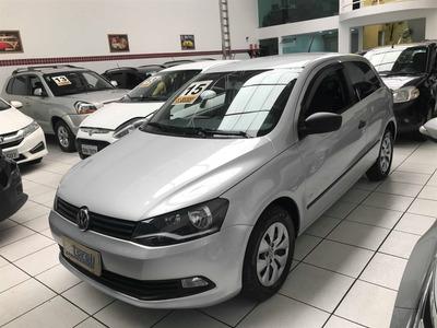 Volkswagen Gol 2015 1.0 City Total Flex 3p