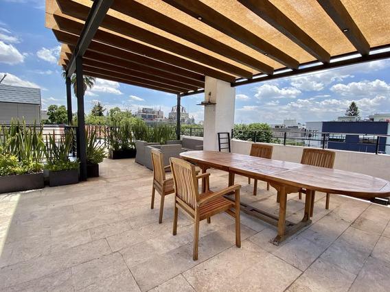 Ph Con Espectacular Vista Increíble Roof Garden