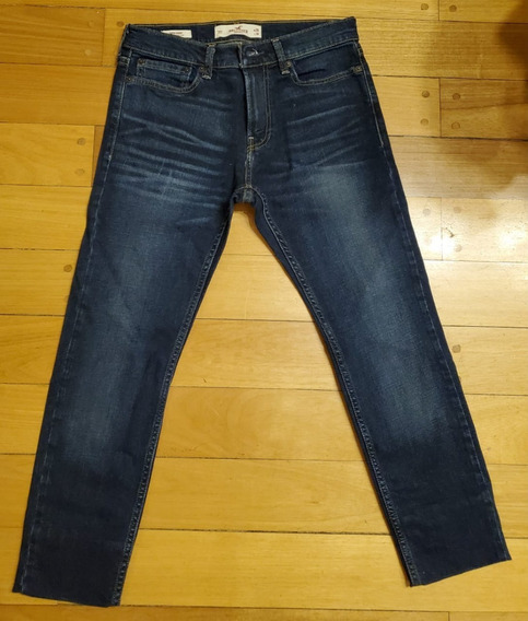 Jean Hollister Hombre Super Skinny Impecable!