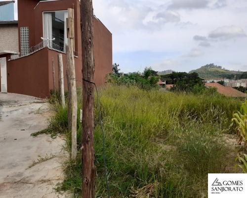 Imagem 1 de 2 de Terreno Para A Venda No Bairro Parque São Vicente Em Mauá - Te00055 - 69423668