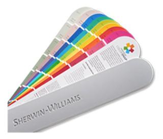 Coloramica 9000 Sherwin Williams, 1500 Colores 2018 Pantone