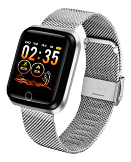 Relógio Inteligente Feminino Compatível Com Android & Apple