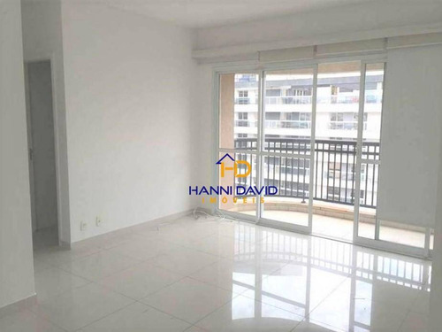 Excelente Apartamento Para Locação Com 2 Dois Dormitórios, 1 Vaga - Próximo Estação Vila Olímpia Da Cptm E Avenida Bandeirantes. - Ap3687