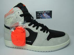 Jordan 1 Grey Crimson Edition (29 Mex) Astroboyshop