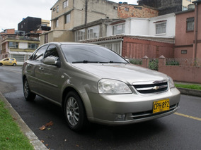 Chevrolet Optra Sedan1400 Cc