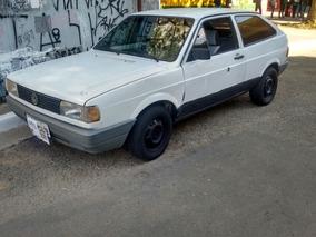 Volkswagen Gol Quadrado Branco