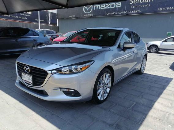 Mazda 3 2018 4p Sedán S L4/2.5 Man