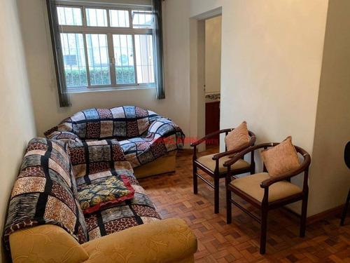 Apartamento À Venda, 50 M² Por R$ 281.000,00 - Vila Monumento - São Paulo/sp - Ap9804