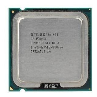 Processador Intel Celeron 420 775 (512k Cache, 1.60 Ghz, 800