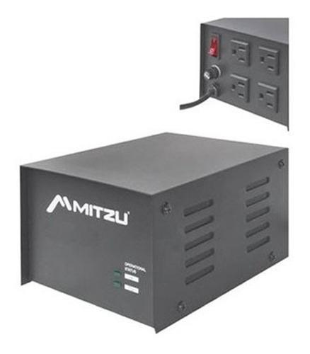 Imagen 1 de 1 de Regulador De Voltaje 4 Entradas Par 09-5010c Mitzu