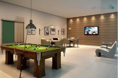 Apartamento Com 3 Dormitórios À Venda, 88 M² Por R$ 803.000,00 - Vila Leopoldina - São Paulo/sp - Ap15662