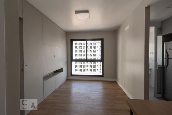 Apartamento Para Aluguel - Jardim Salso, 1 Quarto, 42 - 893043522