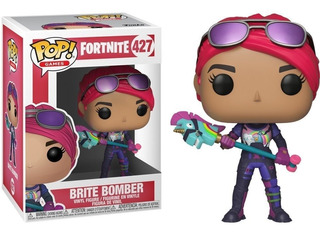 Funko Pop Fortnite: Battle Royale - Brite Bomber Epic Games