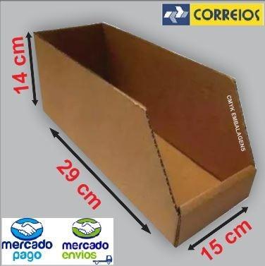 Caixa Papelão Organizadora Estoque 50 Unidades N.02