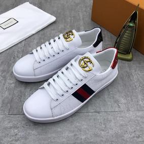 fbeb58036f Zapatillas Gucci Hombre - Zapatillas Urbanas de Hombre en Mercado ...