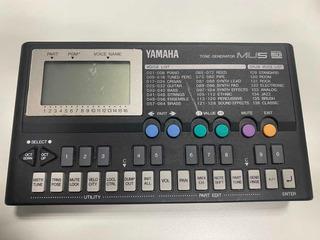 Generador De Tonos Yamaha Mu5 Midi Japón De Los 90