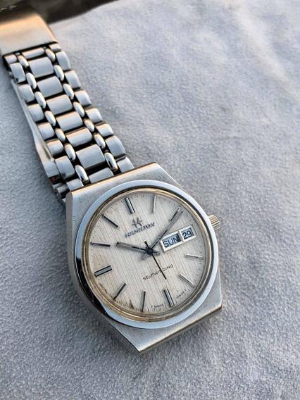 Reloj Hamilton Automátic Fechador Swiss Original / Hombre