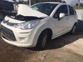 Sucata Citroën C3 2018, Importmultipecas