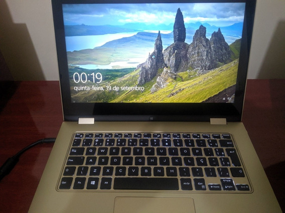 Notebook Dell Inspiron 2-in-1