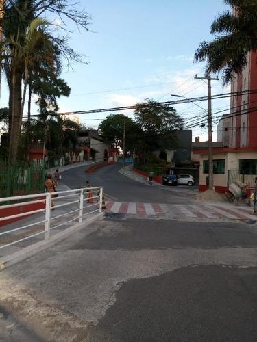 Excelente Apartamento Para Venda Bairro Rudge Ramos - Ap1651