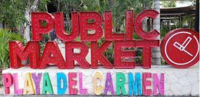 Local Comercial Giro Comida The Public Market Playa Del Carmen P2475