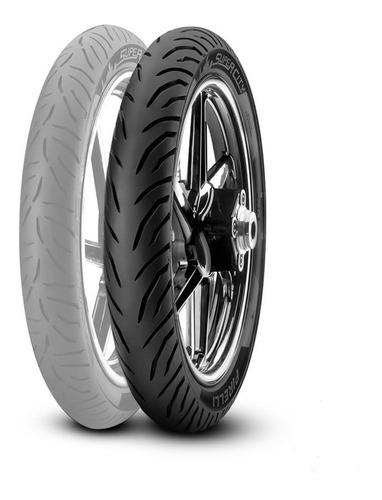 Imagen 1 de 2 de Cubierta Moto Pirelli 80-100/14 Biz Smash. En Gravedadx
