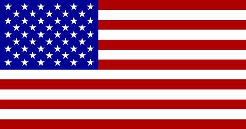 Bandeira Estados Unidos 150x90 Cm Alta Qualidade