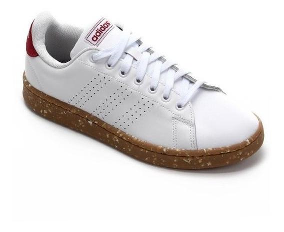 Tênis Masculino adidas Advantage Branco Ee7680