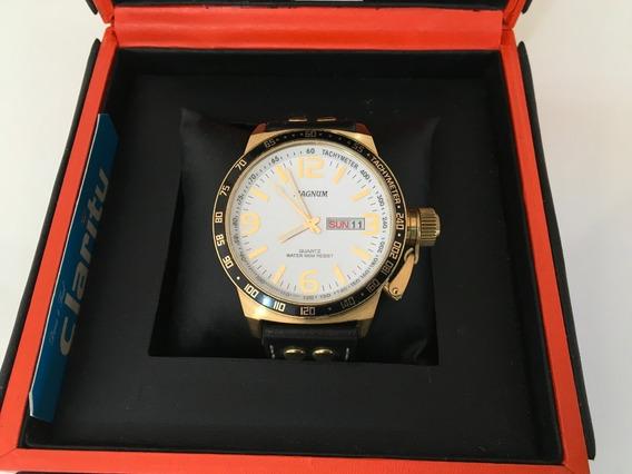 Relógio Masculino Magnum - Ma31542 - Original - 4