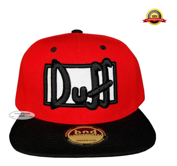 Duff Gorra The Simsoms Gorra Homero Duff Promocion!