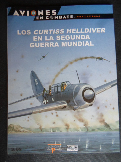 Livro Osprey Helldiver No Pacífico