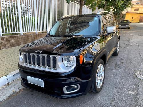 Imagem 1 de 15 de Jeep Renegade Limited 1.8 Flex