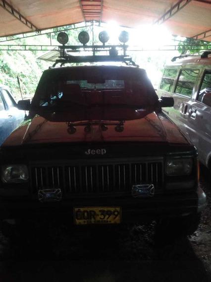 Jeep Cherokee Motor 2600