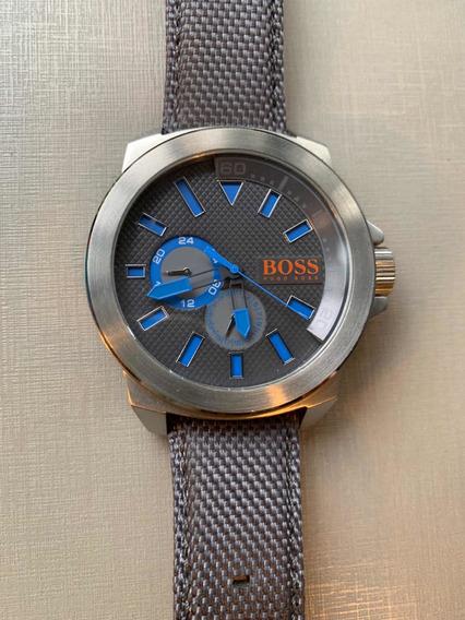 Relógio Hugo Boss Original - Impecável Zerado !!!