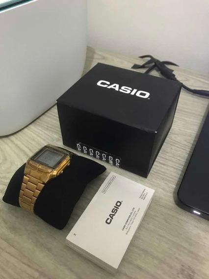 Relógio Masculino Casio Vintage Db360g-9adf