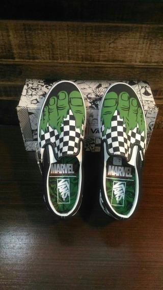 Tênis Vans Marvel 40