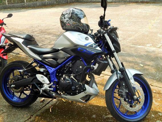 Moto Yamaha Mt 03 2017 Km:21.000