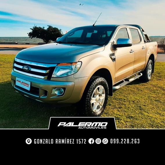 Ford Ranger 3.2 Cd Xlt Ci 200cv Automática 2017