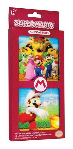 Portavasos Super Mario 3d