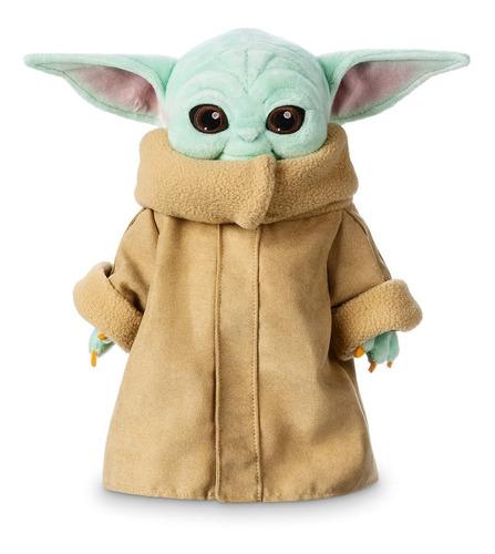Peluche Star Wars: Baby Yoda , The Mandalorian - 28 Cm Marca