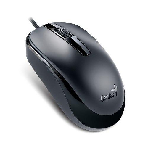 Mouse Genius Dx-120 Optico Usb Netbook Notebook Pc
