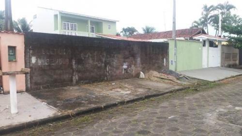 Terreno Em Itanhaém, Murado E À 250 Metros Do Mar   5019 E