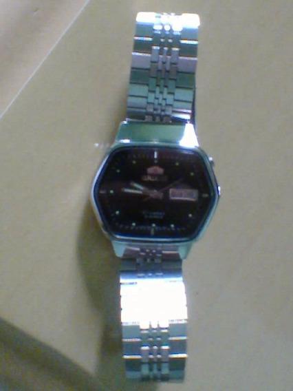 Relógio Orient Crystal 21 Masculino Antigo Raro Automático.