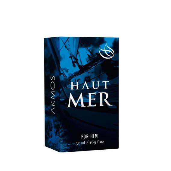 Perfume Haut Mer Akmos Fragrance Original Masculino 50ml