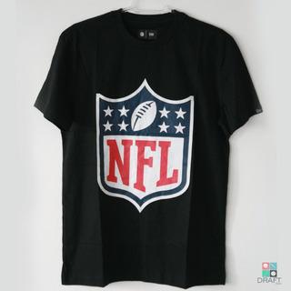 Camisa Nfl Logo Simbol New Era Futebol Americano Draft Store