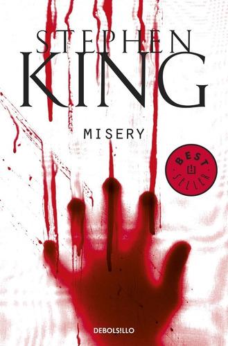 Imagen 1 de 2 de Misery - Stephen King - Editorial Debolsillo