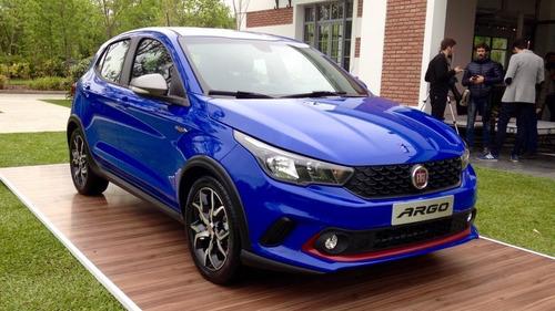 Fiat Argo Todos Los Modelos Entrega Inmediata Cuotas Fijas T